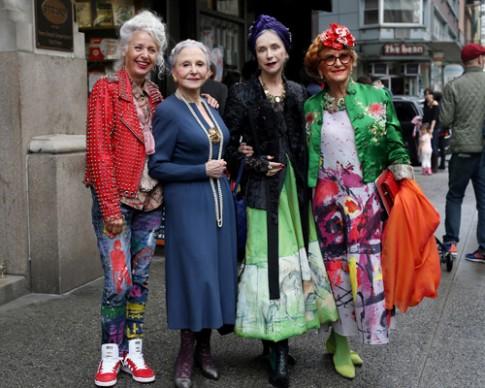 """Những mỹ nhân tuổi 60 khiến gái trẻ phải """"ngả mũ"""""""