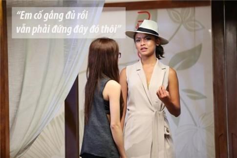 Những phát ngôn để đời của Mai Ngô tại The Face
