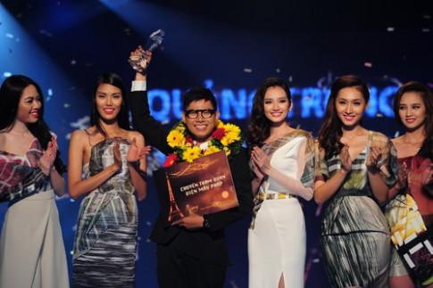 """NTK Quang Nhật - làn """"gió mới"""" của Tuần thời trang quốc tế 2016"""