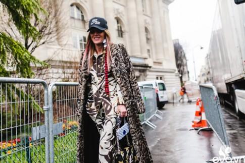 Paris rạo rực vì cuộc đổ bộ của các tín đồ thời trang