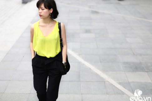 """Phái đẹp Hà Nội như """"lột xác"""" khi hè về"""