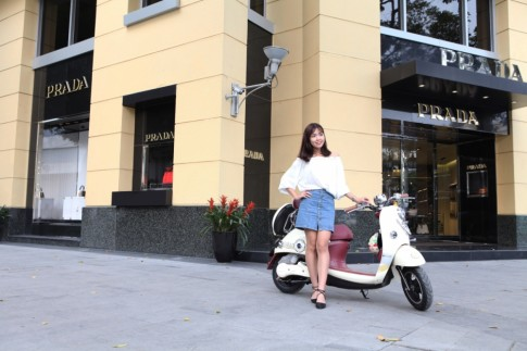 Review top sáu xe điện mới nhất trên thị trường Việt Nam hiện nay