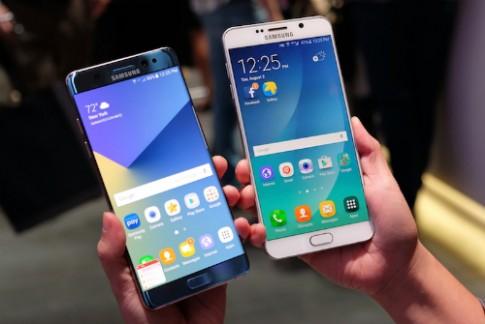 Samsung ban Galaxy Note 7 ra thi truong tu 19/8