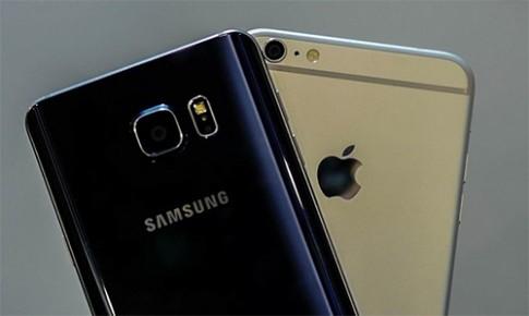 Samsung muon 'danh phu dau' Apple bang Galaxy Note 7
