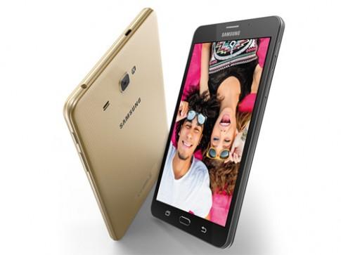 Samsung ra dien thoai man hinh 7 inch, ho tro 4G