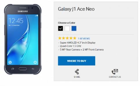 Samsung ra mat bo doi smartphone gia 100 USD