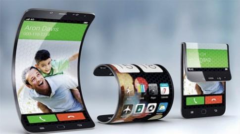 Samsung sap ra hai smartphone man hinh gap doi