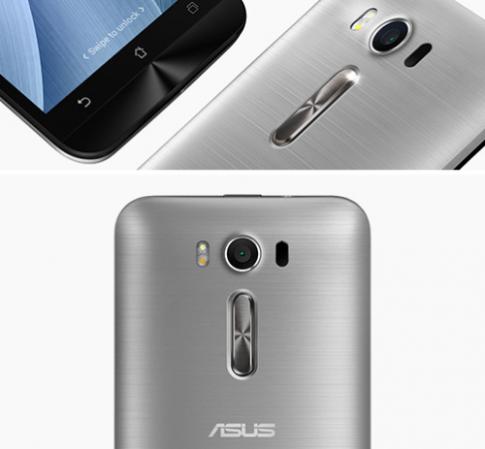 Smartphone ZenFone giam den 2 trieu dong