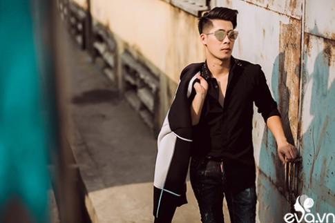Stylist Travis Nguyen bat mi bi quyet mac quan jeans