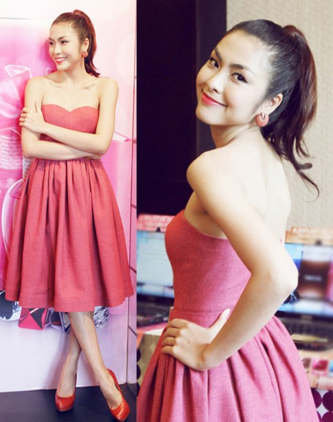 Tang Thanh Ha - my nhan cua thoi trang