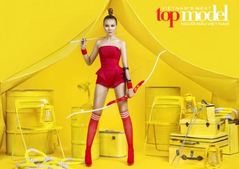 Thanh Hằng tiếp tục làm giám khảo Vietnam's Next Top Model