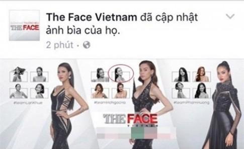 The Face lo ket qua: Le Ha bi loai, Chung Huyen Thanh lot top 3