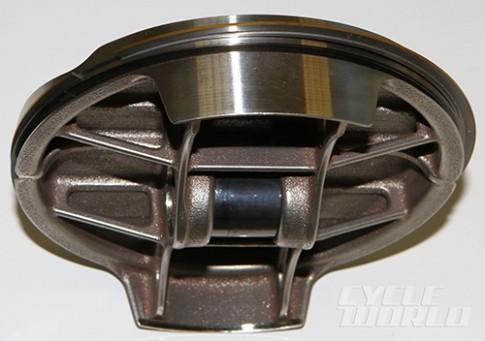 Thép sẽ làm vật liệu tiềm năng với piston (phần 2)