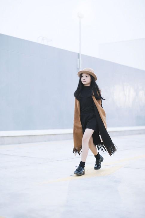 Top 10 mau nhi The gioi xuong pho dep chang kem Minh Hang
