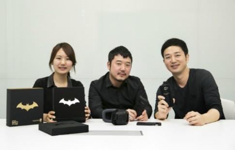 Tra loi cau hoi, nhan bo Galaxy S7 edge Injustice 25 trieu dong