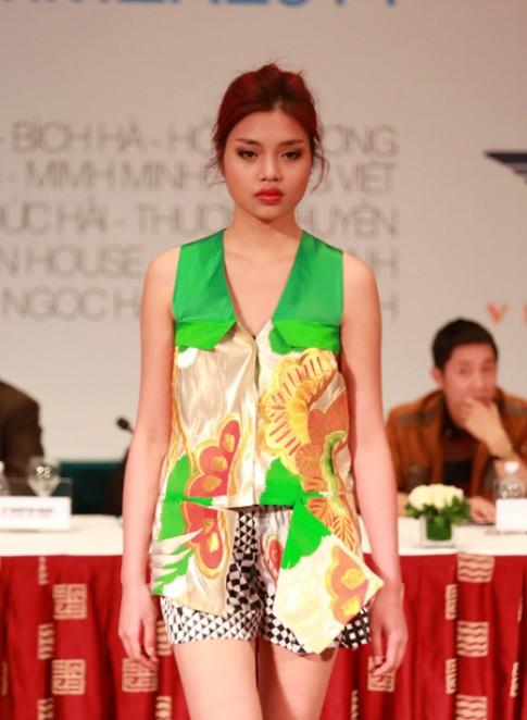 Tuan thoi trang VN 2014 lan dau gioi thieu Haute Couture