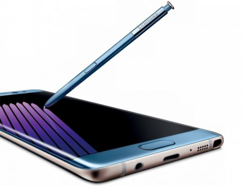 Video dung thu Galaxy Note 7 lan dau xuat hien