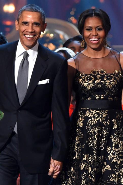 Vo chong TT Obama la cap doi thoi trang quyen luc nhat the gioi