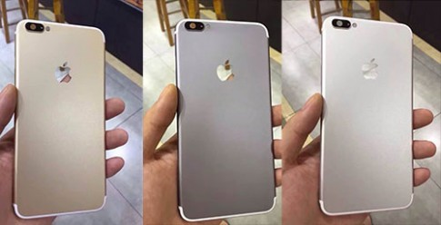 Vo do iPhone 6s thanh iPhone 7 xuat hien o Trung Quoc