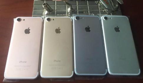 Vo iPhone 7 xuat hien o Viet Nam