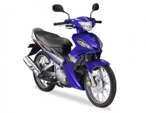 Yamaha Exciter 2005 la 125 hay 135 phan khoi?