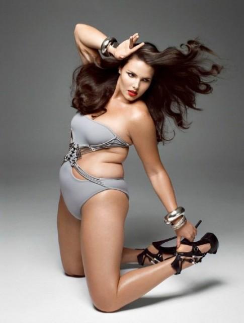10 lời khuyên để thành công với nghề 'mẫu béo'