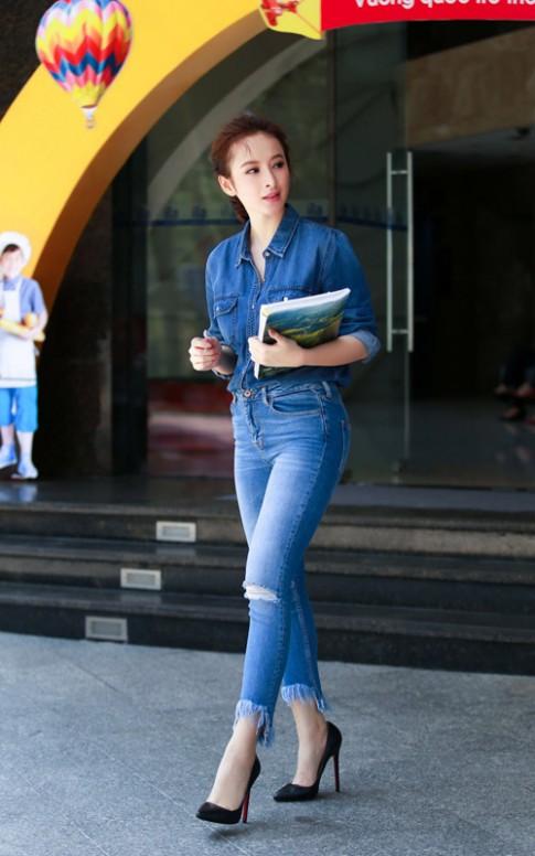 Angela Phuong Trinh, Thanh Hang kheo chon mau diu mat