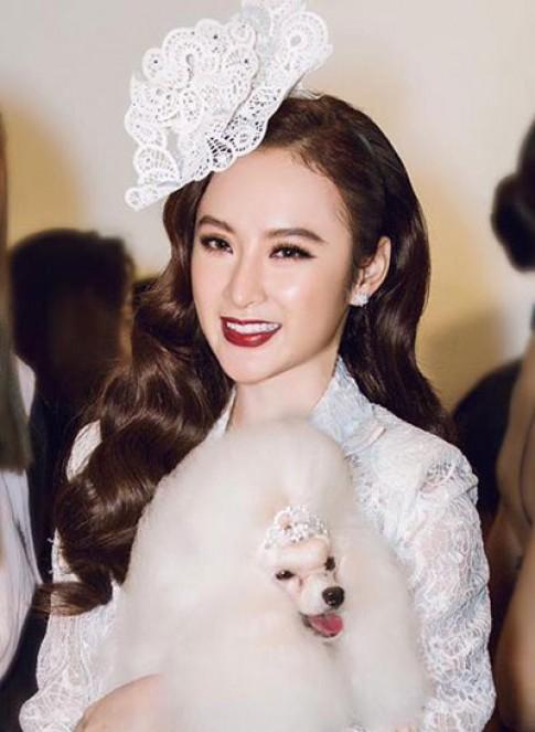 Angela Phuong Trinh trang diem dep nhat tuan voi tong co dien