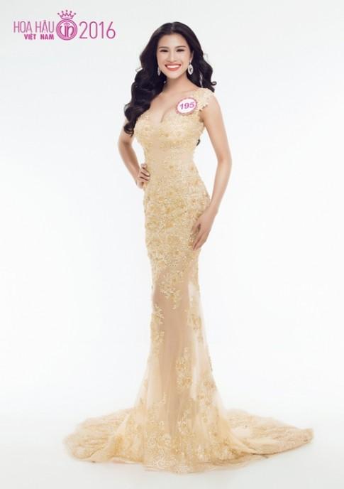 HHVN: Top 30 thí sinh phía Nam khoe sắc cùng váy dạ hội