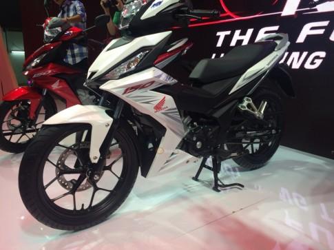 Honda Winner 150 se co them phien ban Repsol