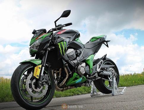 Kawasaki Z800 phien ban Monster cuc ngau