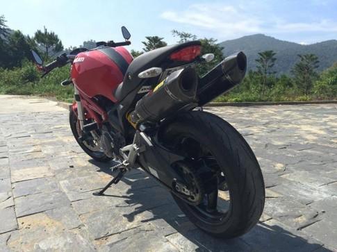 Monster 795, chiếc Naked Bike đa dụng nhất khi sử dụng hằng ngày