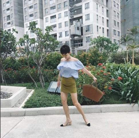 My nhan Viet thoi bung xu huong tre vai goi cam