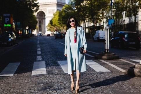 Paris Fashion Show 2017 - net quyen ru tu kinh do thoi trang
