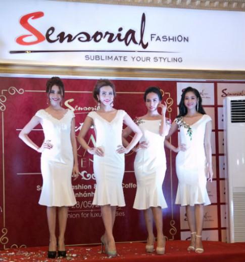 Sensorial Fashion và Coffee Sense Vũng Tàu chính thức khai trương.