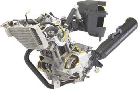 Yamaha sắp cho ra đời 2 thế hệ động cơ 150 phân khối mới