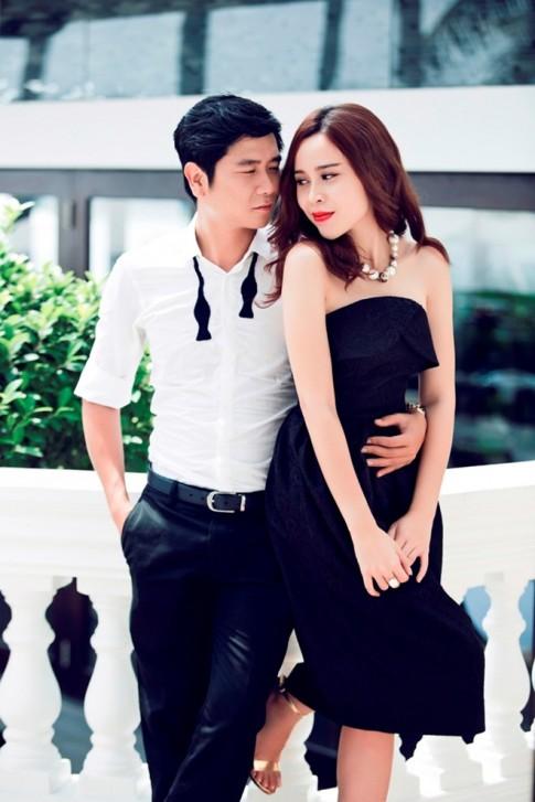 6 cặp tình nhân mặc đẹp đáng ghen tị của Vbiz