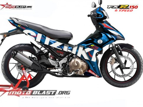 Ban co muon Suzuki Fx150 ra doi?