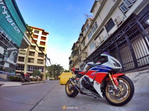 Ban do sieu khung cua Honda CBR1000RR SP tai Thai Lan