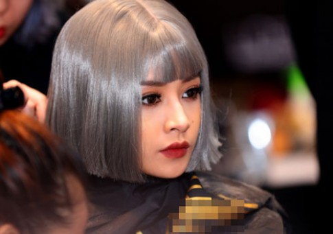 Chi Pu, Angela Phuong Trinh trang diem dep voi gu la