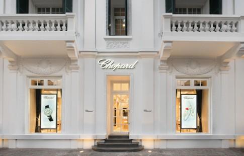 Chopard khai trương cửa hàng mới với nhiều thiết kế xa xỉ