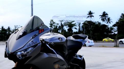 [Clip] Honda CBR1000RR sieu ngau trong ban do Street Edition