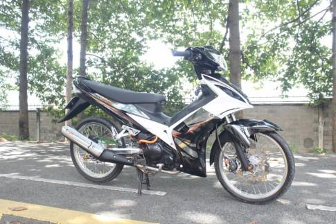 Exciter dọn spark full ốc thái .