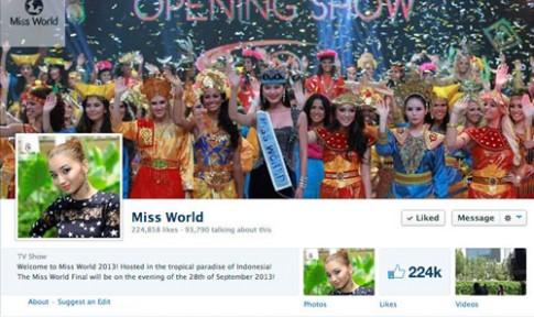 HH Kazakhstan sẽ là Hoa hậu thế giới 2013?