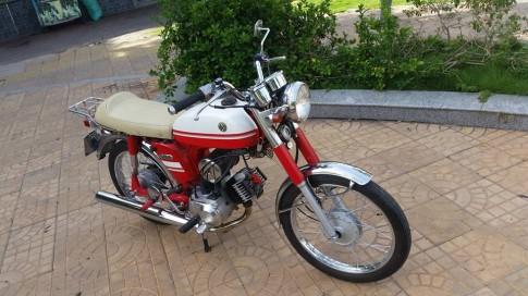 Hinh anh chiec Yamaha YB-1 con dep long lanh