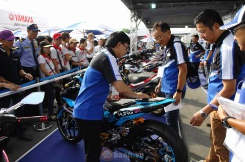 Hinh anh su kien Y-Motor Sport vua dien tai TP.HCM