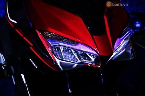 Honda Air Blade 2016 giam 1 trieu dong so voi gia de xuat