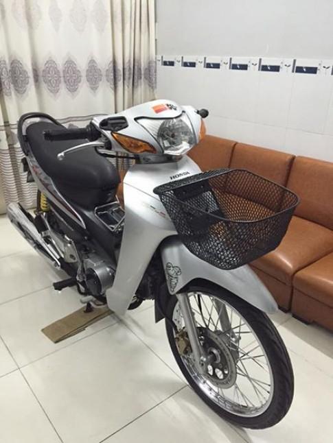 Honda Wave độ Koso Exciter và tuyên bố nói không với đồ China