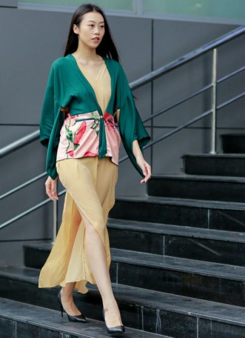Kikki Le huy tham gia Asia's Next Top Model