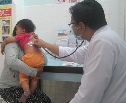 Nhận biết trẻ bệnh và chăm sóc đúng cách